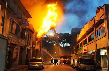 camelot-Incendie